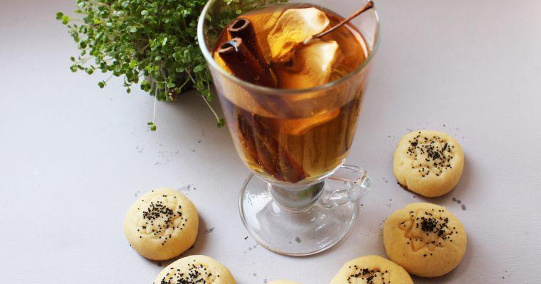 Persian Rice Cookies (Naan-e Berenji)